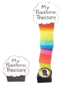 rainbow treasure box