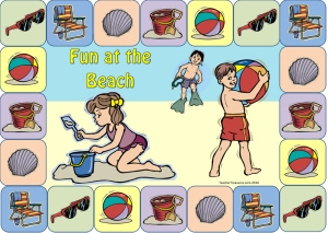 beach gameboard small