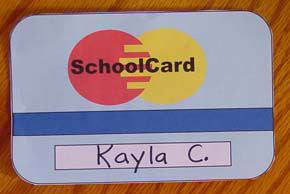 class credit cards 1
