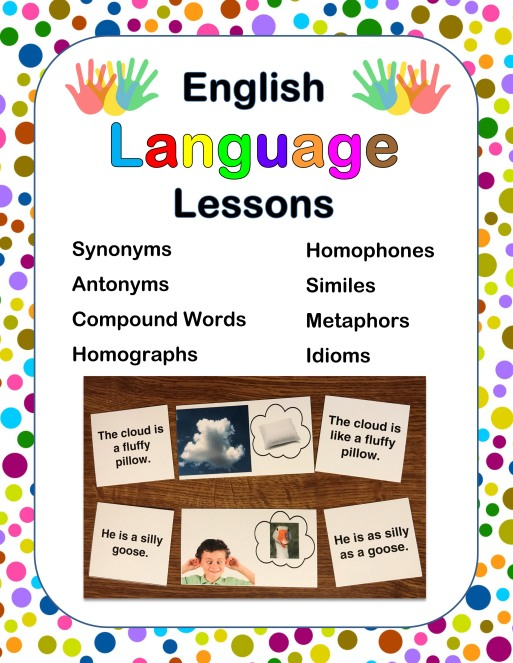 1 ELL lessons cover
